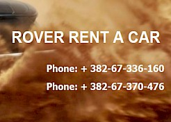 RENT A CAR ROVER